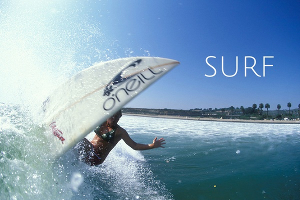 Surf Photography - Nicole Grodesky