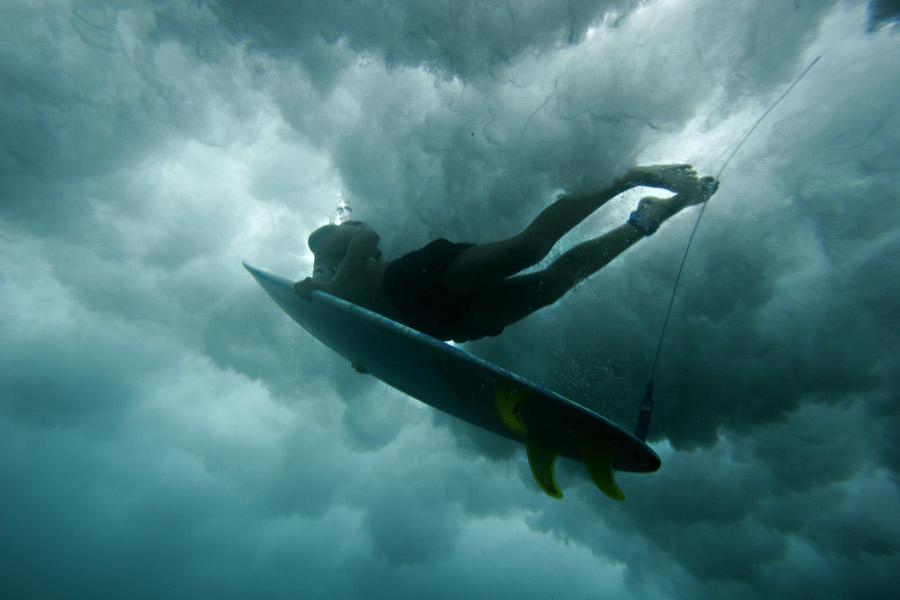Jenny Useldinger Duck Dive - Nicole Grodesky
