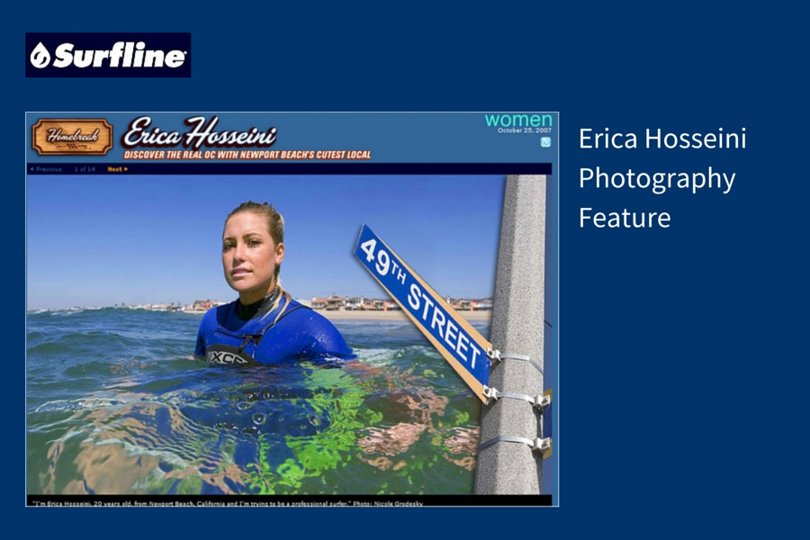Erica Hosseini -Photography Feature