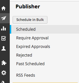 How to add a RSS feed to Google Plus using Hoostuite