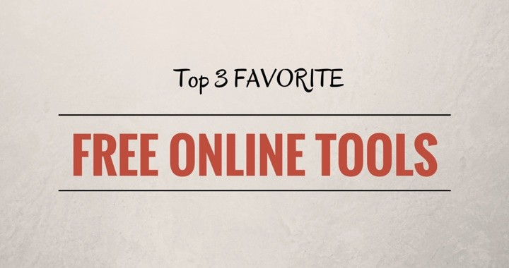 three-favorite-online-tools